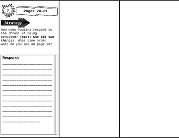 Fourth Grade Wonders Unit 1 Week 1 Anthology Trifold