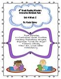 Fourth Grade Reading Wonders Unit 4 Wk 2 Interactive Ntbk (Larue for Mayor)