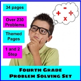 Fourth Grade Word Problem Program