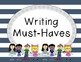 Fourth Grade Writing Posters FREEBIE