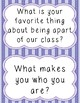 Fourth Grade Writing Prompts