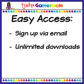 Fourth Grade Powerpoint Game Bundle - District License