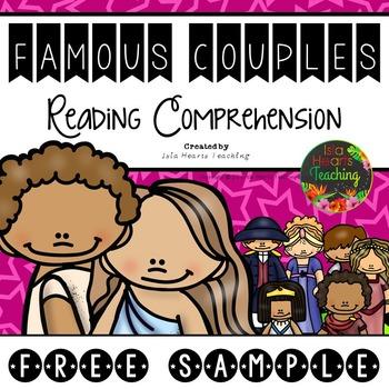 Reading Comprehension: Fourth Grade, Fifth Grade & Sixth Grade (FREE SAMPLE)
