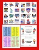 Fourth Of July Literacy Centers-Contractions: 4 Different