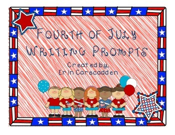 Fourth Of July Writing