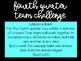Fourth Quarter Team Challenge