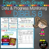 Fourth - Sixth Grade Data & Progress Monitoring for DIBELS 8