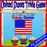 United States Social Studies Kindergarten or First Grade PowerPoint Game