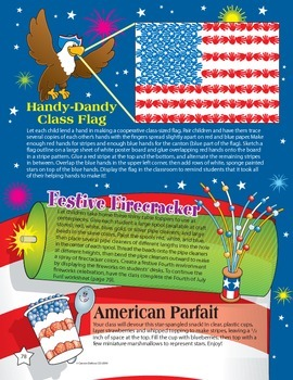Fourth of July Activities Grades 1-3