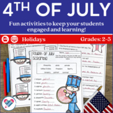 Fourth of July Activities