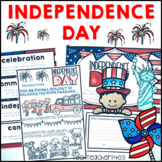 Fourth of July Activity Pack - Posters, Word Walls, Displa