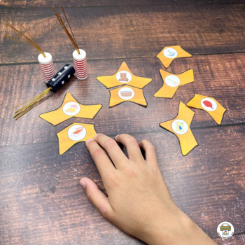 Fourth of July Activity Pack for Pre-K, Preschool and Tots