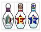 Fourth of July Alphabet Bowling
