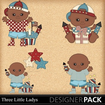 Fourth of July Babies 2