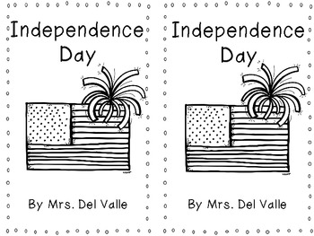 Fourth of July Book