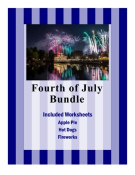 Fourth of July Bundle: Internet Research