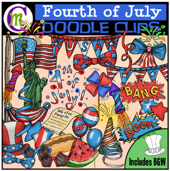Fourth of July Clipart