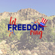 Fourth of July Clipart, Let Freedom Ring overlay, digital clipart