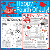 Fourth of July – Declaration of Independence – Fun Puzzle