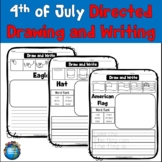 Fourth of July Directed Drawing