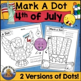 Fourth of July Dot Dauber Set