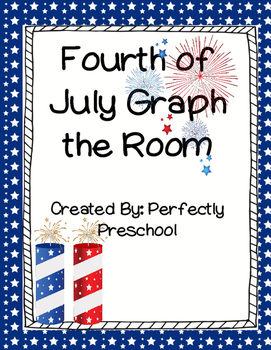 Fourth of July Graph the Room