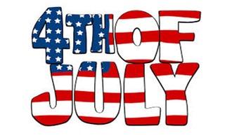 Fourth of July - Independence Day Celebration FLIPCHART