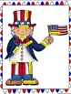 Fourth of July Literacy and Vocabulary Activities