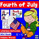 Fourth of July: Write the Room