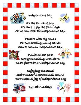 Fourth of July Poem