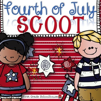 Fourth of July Scoot
