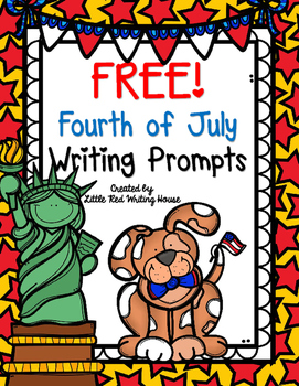 Fourth of July Writing Prompts