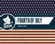 Fourth of July digital papers assorted vintage look stars