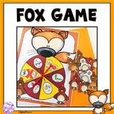 Fox Articulation and Language Game Companion