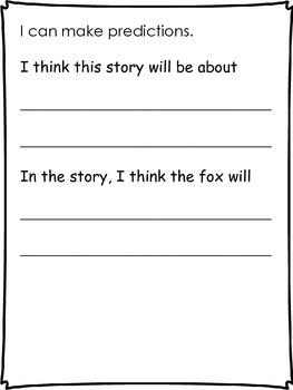 Fox, Beware! Literature Packet