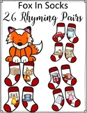 Fox In Sox Rhyming Inspired Sets