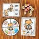 Fox Mini Eraser Activities