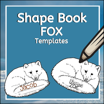 Fox Shape Book