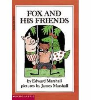 Fox and His Friends-Comprehension Worksheet