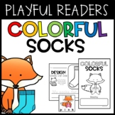 Fox in Socks Colorful Emergent Reader