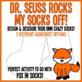 Fox in Socks | Writing Activity
