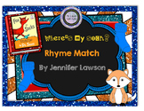 Fox in Socks Rhyme Match