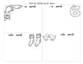 Fox in Socks Rhyming Chart