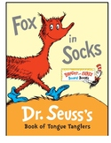 Fox in Socks Writing