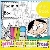 Fox in a Box Emergent Reader {Positional Language and Word