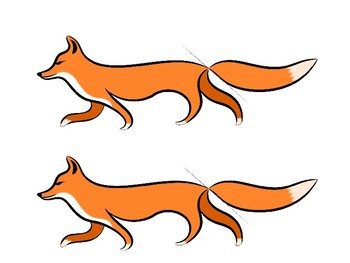 Fox Clip Art and Templates