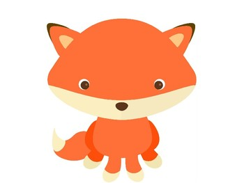Fox Clip Art and Templates