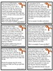 Foxes Non-Fiction Task Cards and Printables for ELA review