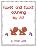 Foxes and Socks Counting by 2s