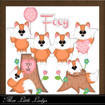 Foxy Valentine 1